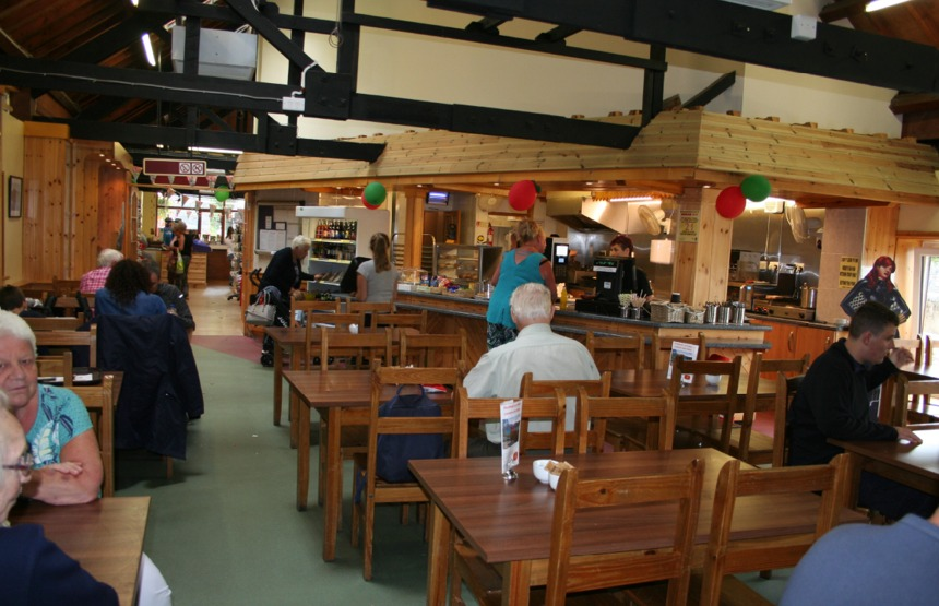 Llanberis Lake Railway Cafe