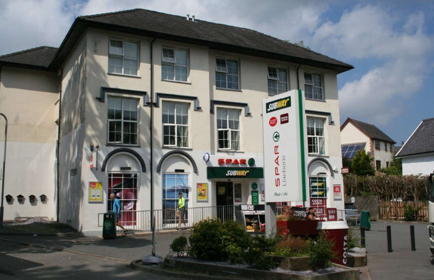 Spar & Post Office